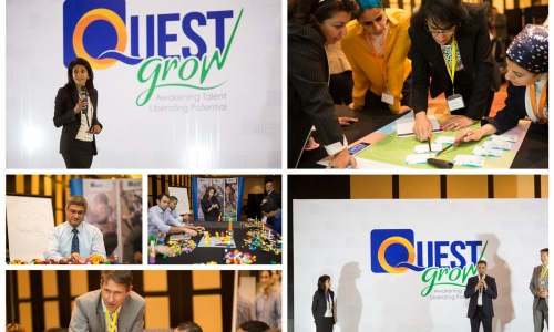 QUEST GROW Launching Event